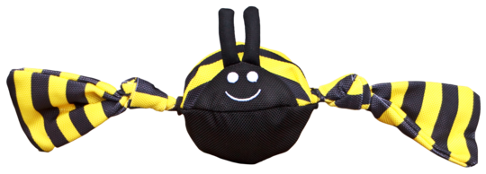 Jolly Tug Insect Bumble Bee XL 40 cm drijft op water